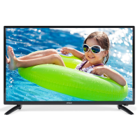 "Linsar 40DVD400 40"" HD Ready LED TV with Built In DVD Player"