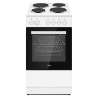 ALTIMO CESS501W 500mm Electric Single Cavity Cooker - White
