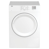 Beko DTGV7000W 7kg Vented Tumble Dryer