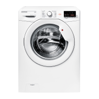Hoover Link HL1482D3 8kg 1400rpm Washing Machine