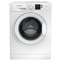 Hotpoint NSWF843CWUK 8kg 1400rpm Washing Machine