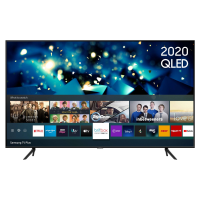 "Samsung QE50Q60TAUX 50"" HDR 4K QLED TV with Alexa, Google & Apple TV app"