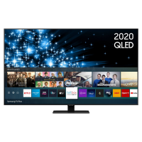 "Samsung QE55Q80TAT 55"" QLED 4K HDR 1500 [1000] Smart TV with Tizen OS"