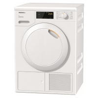 Miele TCB140WP 7kg Heat Pump Dryer with LED Lighting