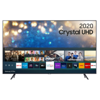 "Samsung UE75TU7100 75"" HDR Smart 4K TV with Tizen OS"